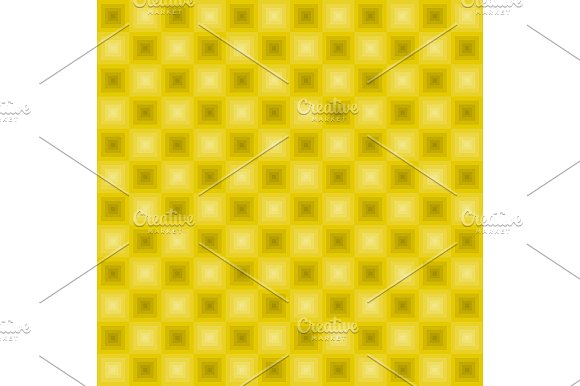 Bright yellow pattern. Vector - Patterns