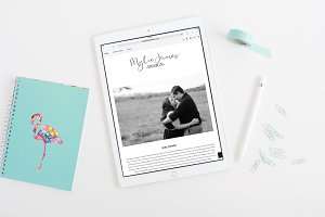 Personalized Brand|Teal 1