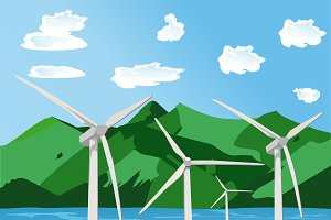 renewable energy, offshore wind