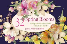 Spring Blooms Floral Collection