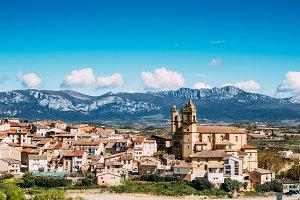 Elciego village - Spain