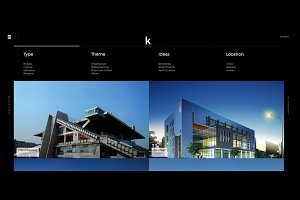 Karch - Architecture HTML
