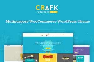 Craft Furniture WordPress Theme