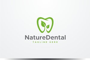 Nature Dental Logo