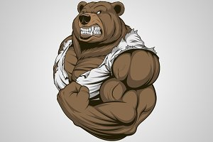 Ferocious Bear athlete
