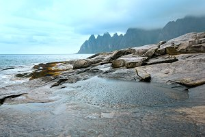 Senja coast, Norway