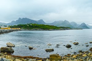 Senja coast, Norway