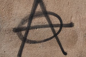 Symbol of anarchy