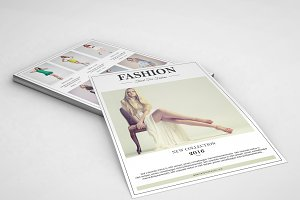 Fashion Product Promotion Flyer-V370