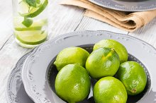 Limes and diet