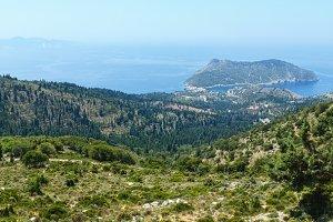 Assos peninsula (Greece,Kefalonia)