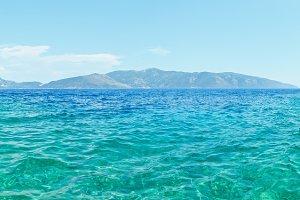 Ithaka island (Greece)
