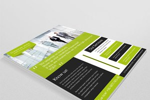 Corporate flyer - V29
