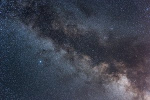 A Detailed View of the Milky Way