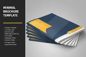 Minimal Brochure Template