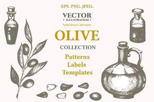Olive collection