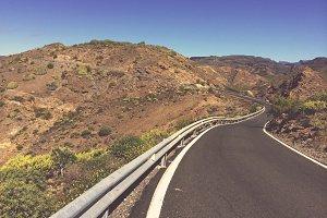 Amazing Landscape of Gran Canaria