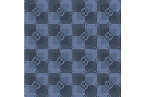 Dark blue pattern. Vector