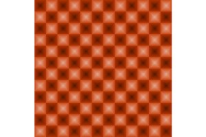 Orange pattern. Vector
