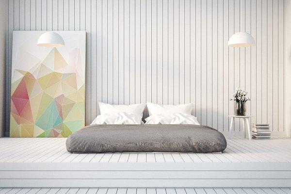 Modern & Loft Bedroon