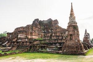 Wat Phra Mahathat temple
