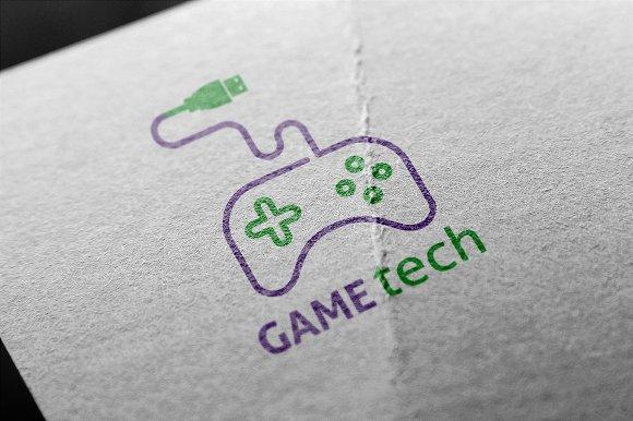 Game Tech Logo