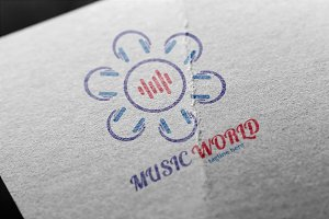 Music World Logo