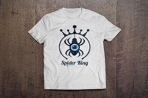 Spider King Logo