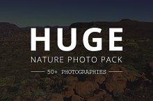 Huge Nature images pack. 50+ images!