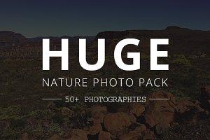 Huge Nature images pack. 50+ images…