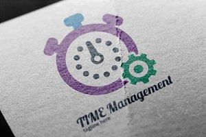 Time Management Logo