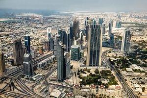 International Financial Centre Dubai