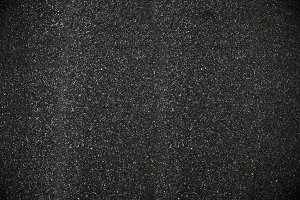 black clear asphalt texture