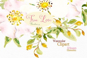 True Love Clipart Collection