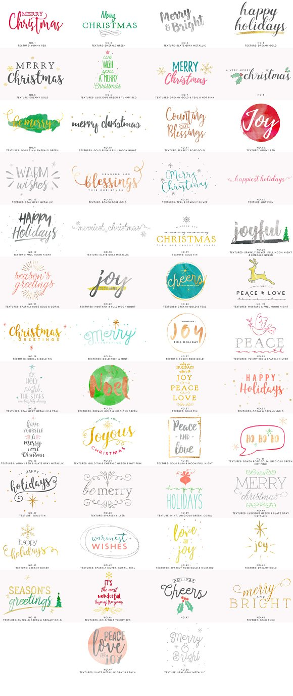Design your own christmas cards card templates creative market m4hsunfo