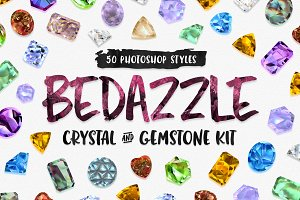 Bedazzle Crystal & Gemstone Kit