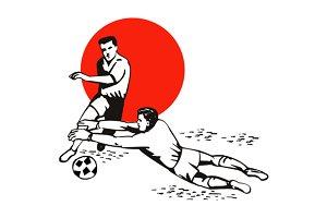 Soccer Goalie Ball