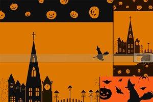Halloween . 3JPG seamless .