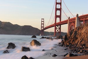 Iconic Bridges Sf Package
