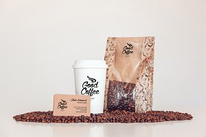 Coffee Branding Mock-up