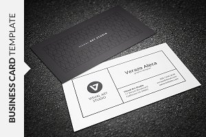 Clean Elegant Business Card