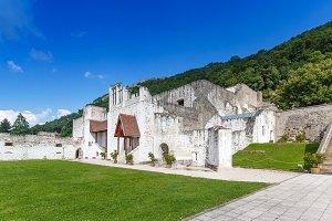 Royal Palace in Visegrad