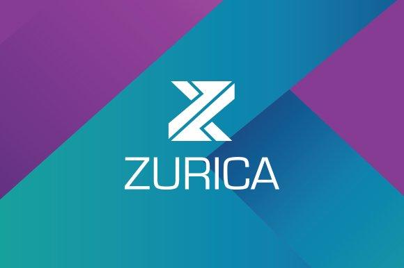 Zurica Letter Z Logo Logo Templates Creative Market