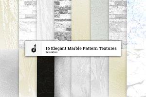 16 Elegant Marble Pattern Textures