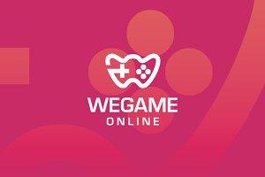 Wegame - Letter W Logo