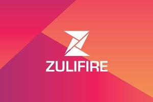 Zulifire - Letter Z Logo