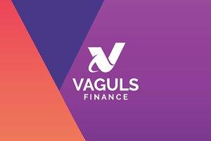 Vaguls - Letter V Logo