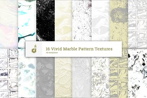 16 Vivid Marble Pattern Textures