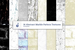16 Abstract Marble Pattern Textures