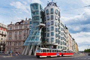 Dansing house, Prague